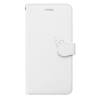 待 ち 遠 し い Book-style smartphone case