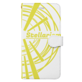 StellarismのS-28 Book-style smartphone case