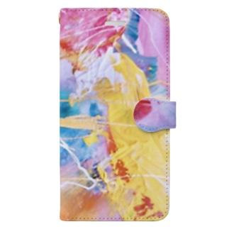 palette.2(横ver.) Book-style smartphone case