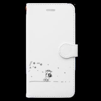 なるの必修科目は自分を好きになる方法 Book-style smartphone case