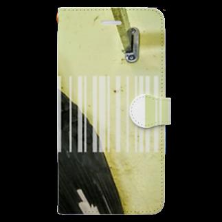 esuaiのアニマル9 Book-style smartphone case