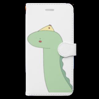 harurinko / はるりんこのくちびるかいじゅう Book-style smartphone case