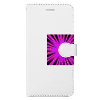 不安な神 Book-style smartphone case