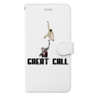 ラングール Book-style smartphone case
