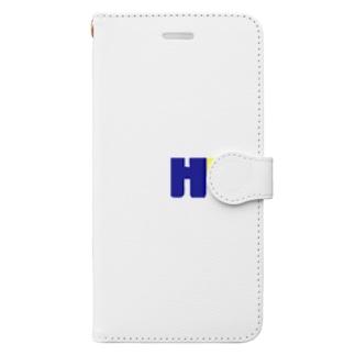 オシャレTグッズ Book-style smartphone case