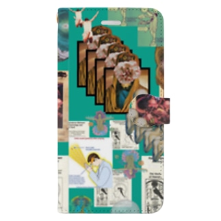 Coll Book-style smartphone case