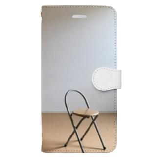 部屋と椅子 Book-style smartphone case