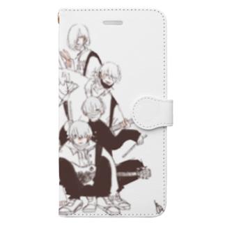 masks Book-style smartphone case