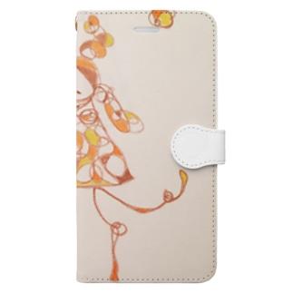 ラブユーA Book-style smartphone case