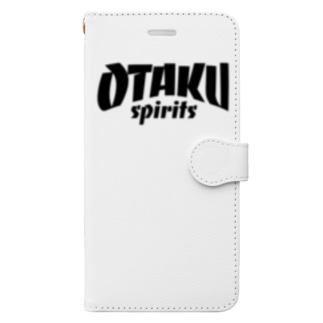 OTAKU SPIRITS オタクスプリッツ Book-style smartphone case