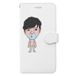 おやぶん Book-style smartphone case