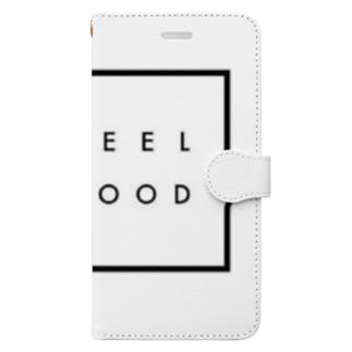 気分最高 Book-style smartphone case