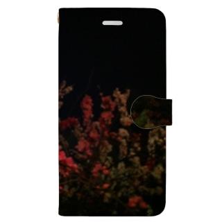 ヨザクラ Book-style smartphone case