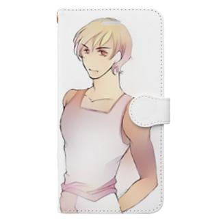 boy-1 Book-style smartphone case