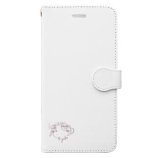 詩欲のスマホケース Book-style smartphone case