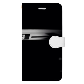 非常口 Book-style smartphone case