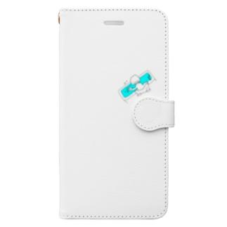風呂掃除 Book-style smartphone case