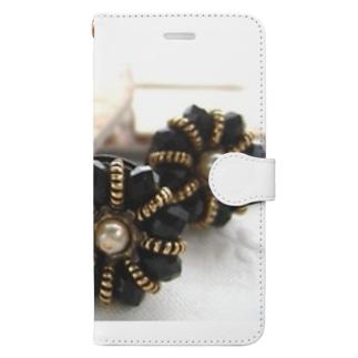 カラフルマルシェ Book-style smartphone case