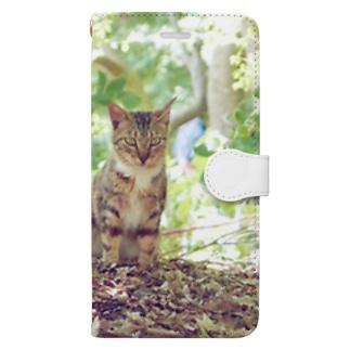 kirapotiの子猫ちゃん 癒し Book-style smartphone case