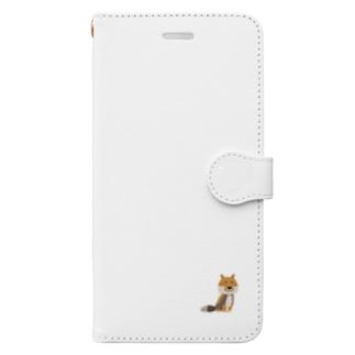 みんな大好きチベスナ❤︎ Book-style smartphone case
