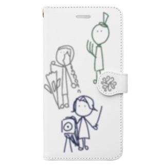 ゆる~い第五人格(ハンター) Book-style smartphone case