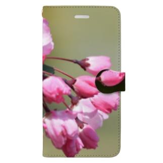 HANA畑シリーズ2 Book-style smartphone case