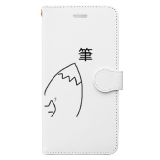 筆? Book-style smartphone case