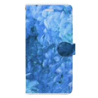 花曜日 Book-style smartphone case