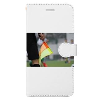 レフェリー Book-style smartphone case
