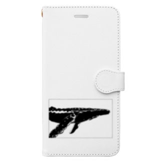 THE WHALE(クジラ) Book-style smartphone case
