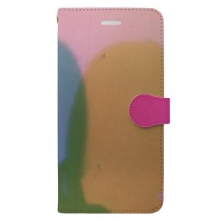 光の三原色 Book-style smartphone case