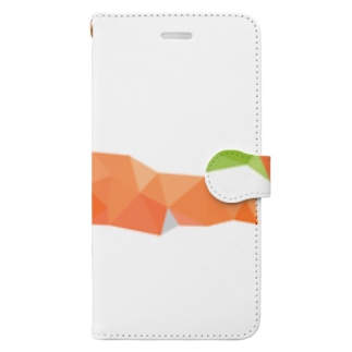 carrot Book-style smartphone case