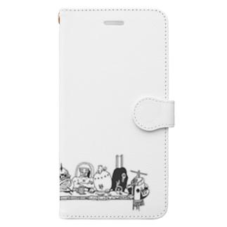 BANSAN Book-style smartphone case