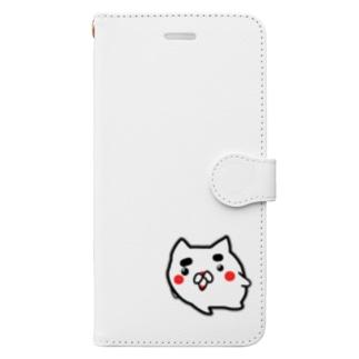 うひょひょ Book-style smartphone case