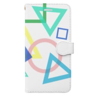 mixmix Book-style smartphone case