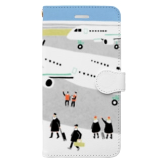 Travel Book-style smartphone case