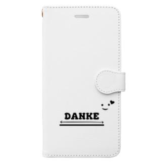 ありがとう Book-style smartphone case