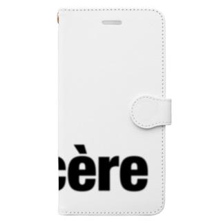 LOVE LOGO Book-style smartphone case