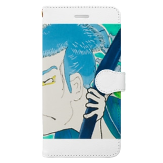 浮世絵 Book-style smartphone case