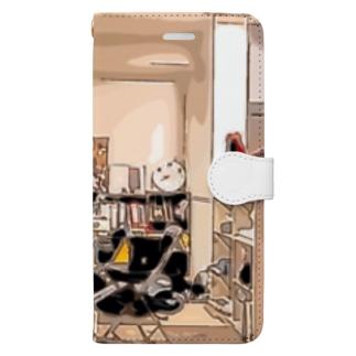 Igokochi Book-style smartphone case
