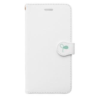 ふたば シリーズ Book-style smartphone case