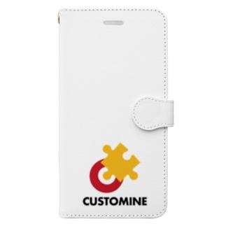 Customine Book-style smartphone case