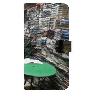 ヴェネツィアの古本屋 Book-style smartphone case
