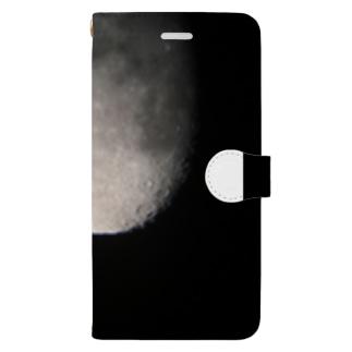 月*宇宙 Book-style smartphone case