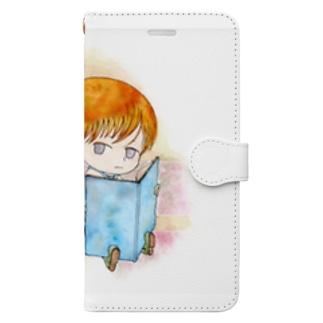 プロングホーン Book-style smartphone case