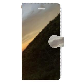 絶景 Book-style smartphone case