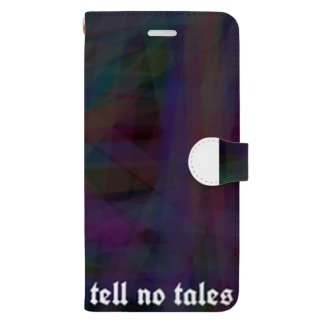 miorily 梔子 Book-style smartphone case