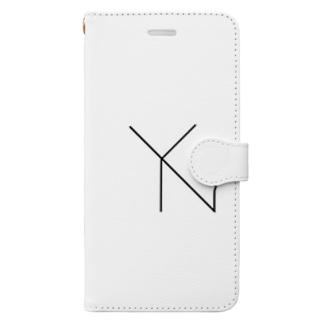 米津名無グッズ Book-style smartphone case