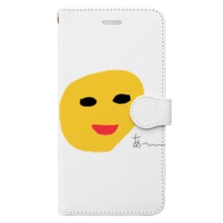 あ〜ちゃんのグッズ Book-style smartphone case