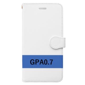 GPA0.7 Book-style smartphone case